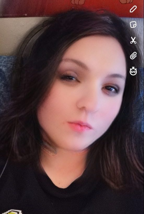 My girly face pic!