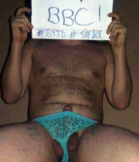 Mikey the Tiny Dick Fairy and BBC Bandit