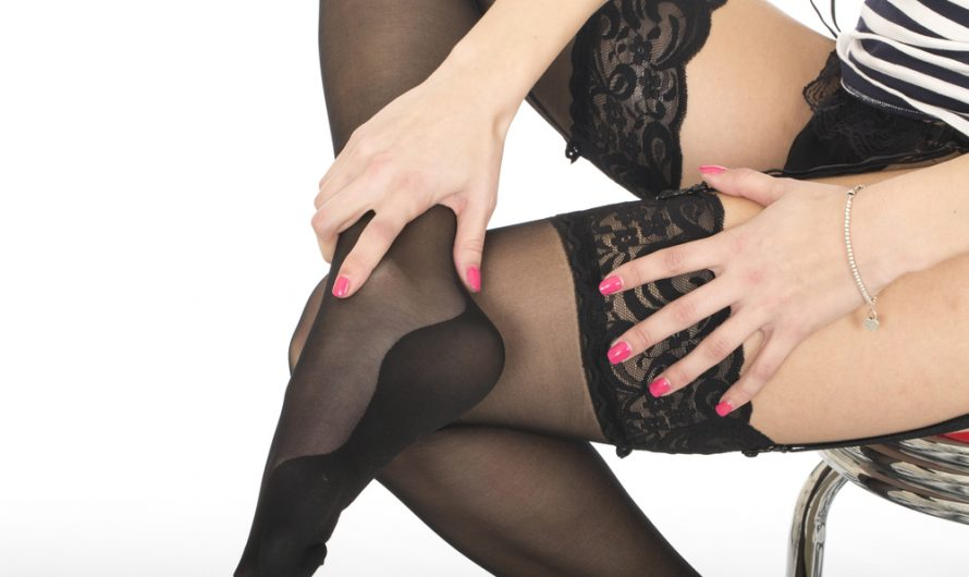 Do stockings and high heels turn you on?