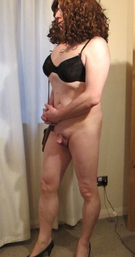 Being exposed as a sissy cock sucker