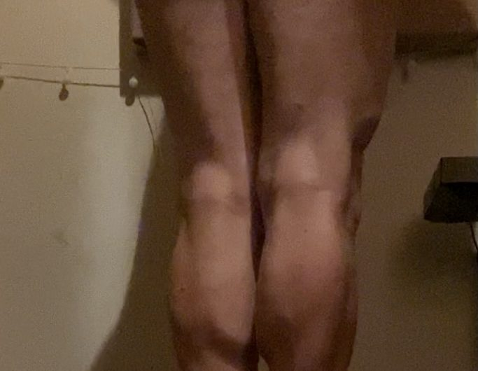 Cynthia Sticks out her fat ass for cock
