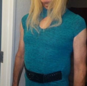 Richard went from submissive sissy to Julie's slave
